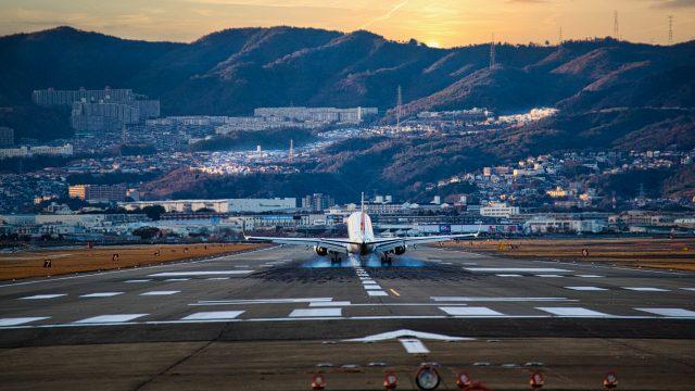 もう迷わない!大阪国際空港(伊丹空港)の喫煙所・トイレ情報