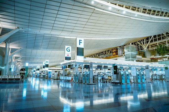 羽田空港国内線ラウンジを使いこなそう!出張で使える便利情報も紹介