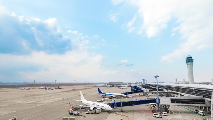中部国際空港の魅力がまるわかり!海外出張の前に時短で探索してみよう