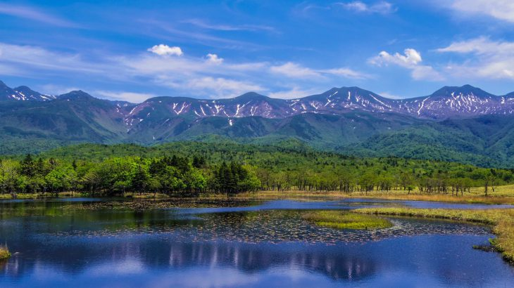 日本の世界遺産を巡ろう!【前半】風光明媚な5つの自然遺産