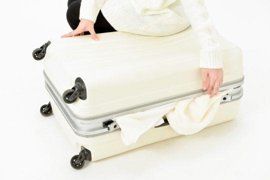 スーツケース購入は容量選びがコツ!出張スタイルで使い分けよう