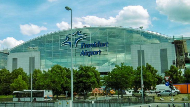 ヨーロッパ海外出張ならフランクフルト空港を使いこなそう!個性的な設備が充実!