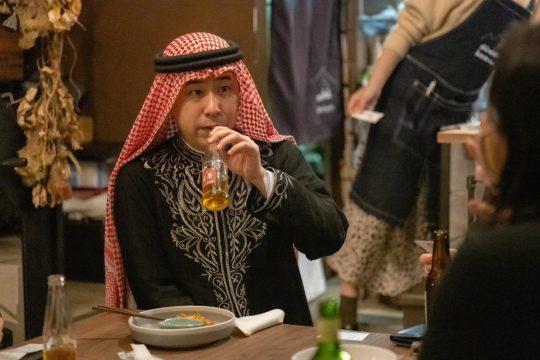 書籍出版!「石油王はいない」中東の王族と文化を語り固定観念を覆す。