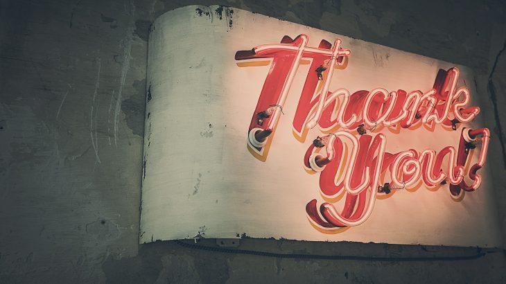 英語でお礼・感謝を伝える「ありがとう」のバリエーションを増やそう!
